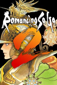 Carátula para el juego Romancing SaGa 2 de Xbox 360