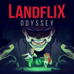 Landflix Odyssey Logo