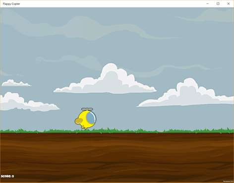 Flappy Copter Screenshots 1