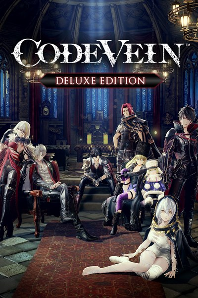 CODE VEIN Deluxe Edition Pre-Order Bundle