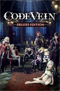 Carátula para el juego CODE VEIN Deluxe Edition de Xbox 360