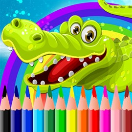 Get Animal Coloring Pages for Kids