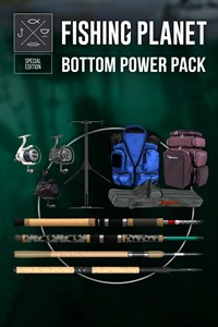 Carátula del juego Fishing Planet: Bottom Power Pack