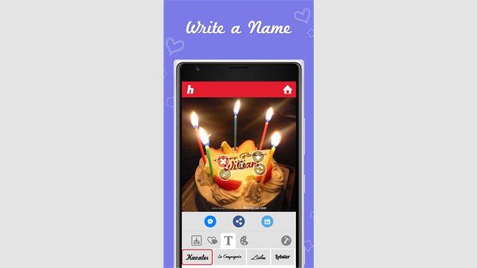 Get Birthday Cakes For Messenger