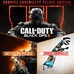 Call of Duty®: Black Ops III - Zombies Deluxe Logo