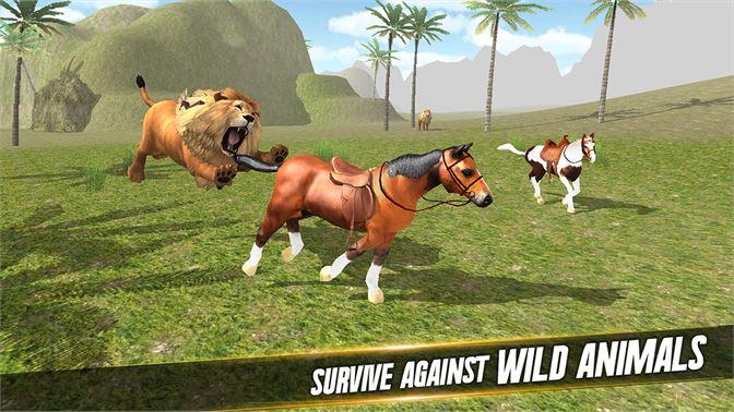 wild horse simulator survivor series 2016 pro を入手 microsoft