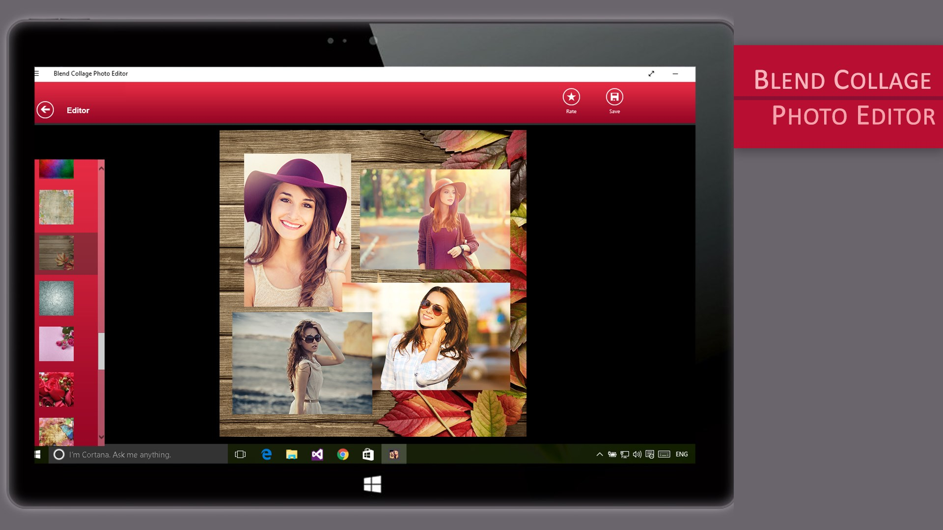 Buy Blend Collage Photo Editor - Microsoft Store