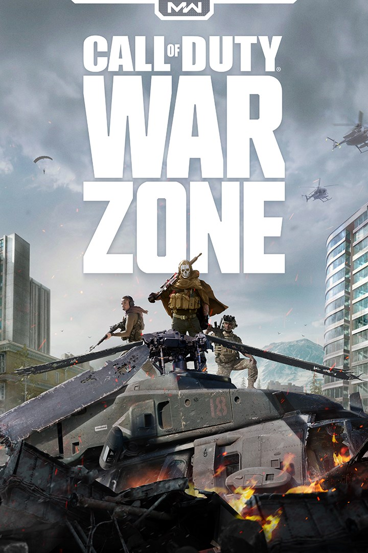 Get Call Of Duty Warzone Microsoft Store