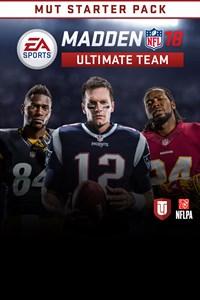 MADDEN NFL 18 ULTIMATE TEAM STARTER PACK
