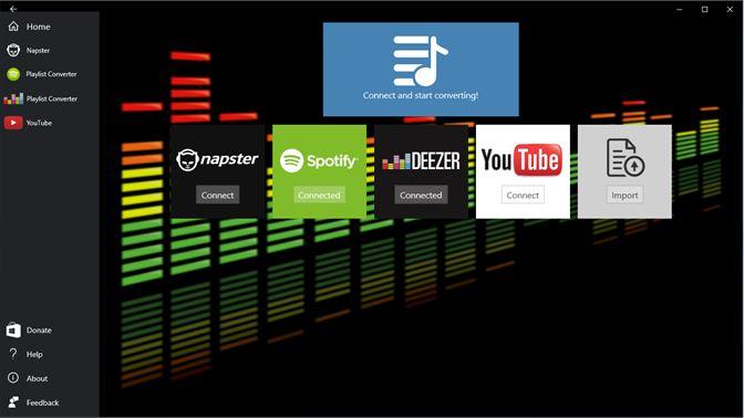 Get Playlist Converter - Microsoft Store