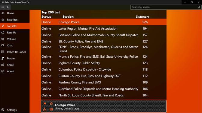 Buy 5-0 Radio Police Scanner World Pro - Microsoft Store