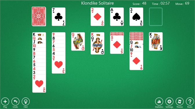 Get Aces Klondike Solitaire Microsoft Store