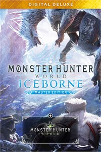 Monster Hunter World: Iceborne Ed. Master Digital Deluxe