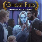 Ghost Files: Memory of a Crime (Xbox One Version) Logo