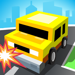 Blocky Highway Game Blocky Highway Game