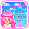 Ice Castle Princess Doll House