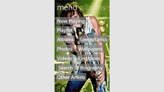 Get Aerosmith Music - Microsoft Store en-BH
