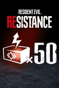 Carátula para el juego RP Booster 50-Pack de Xbox 360