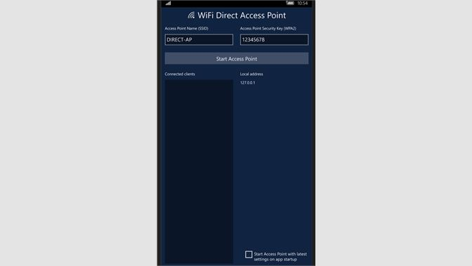 Buy Wifi Direct Access Point - Microsoft Store
