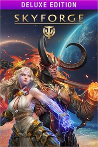 Carátula del juego Skyforge: Deluxe Founder Pack