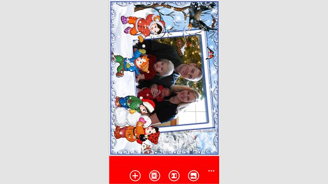 c6ea6ddf7c79 Get Christmas Photo Frame - Microsoft Store