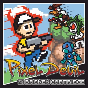 Pixel Devil and the Broken Cartridge Xbox One