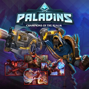 Paladins Future's End Pack Xbox One