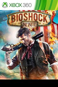 Carátula para el juego BioShock Infinite de Xbox 360