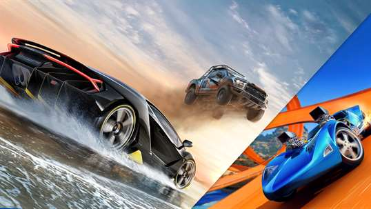 Forza Horizon 3 and Hot Wheels Expansion Bundle screenshot 1