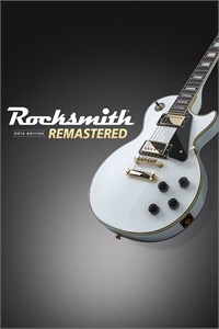 Carátula del juego Rocksmith 2014 Edition - Remastered