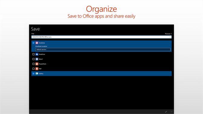 Get Office Lens - Microsoft Store