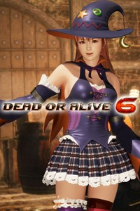 DOA6 Witch Party Costume - Kasumi