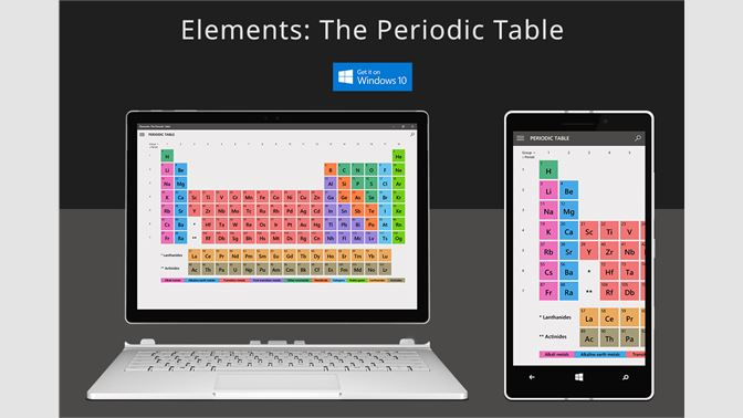 Get elements the periodic table microsoft store screenshot screenshot screenshot screenshot urtaz Image collections