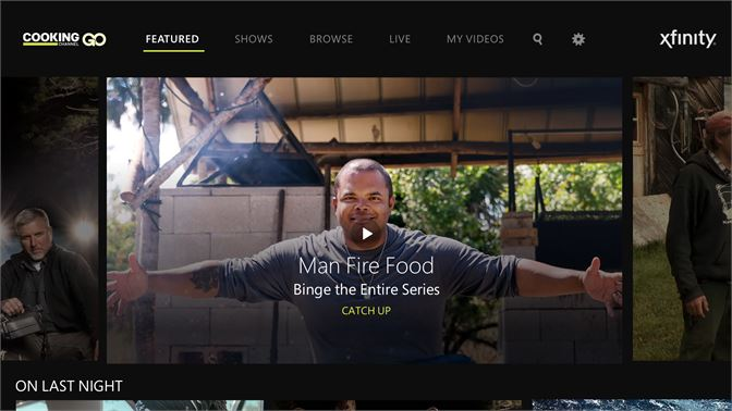 Get Cooking Channel GO - Microsoft Store