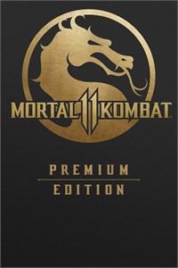Mortal Kombat 11 Edição Premium
