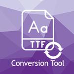 Font Conversion Tool Logo