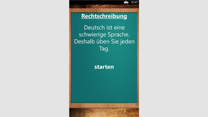 Rechtschreibung Beziehen Microsoft Store De De