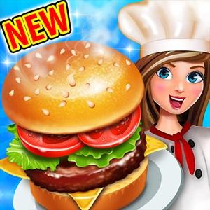 汉堡快餐店:烹饪达人