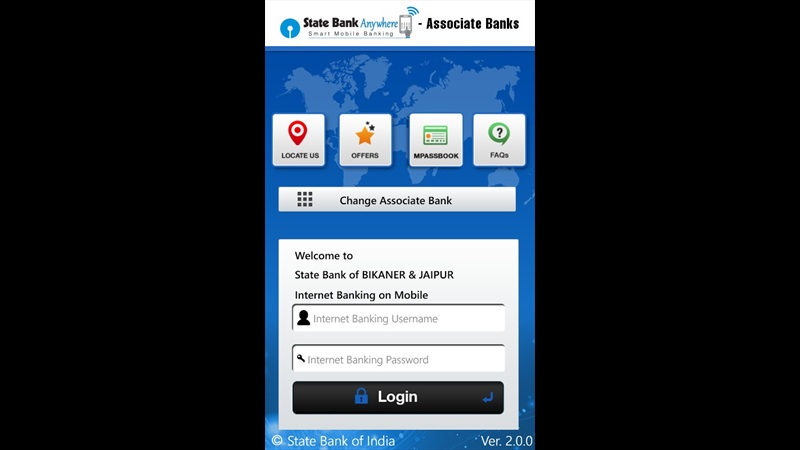 state bank of india money transfer app