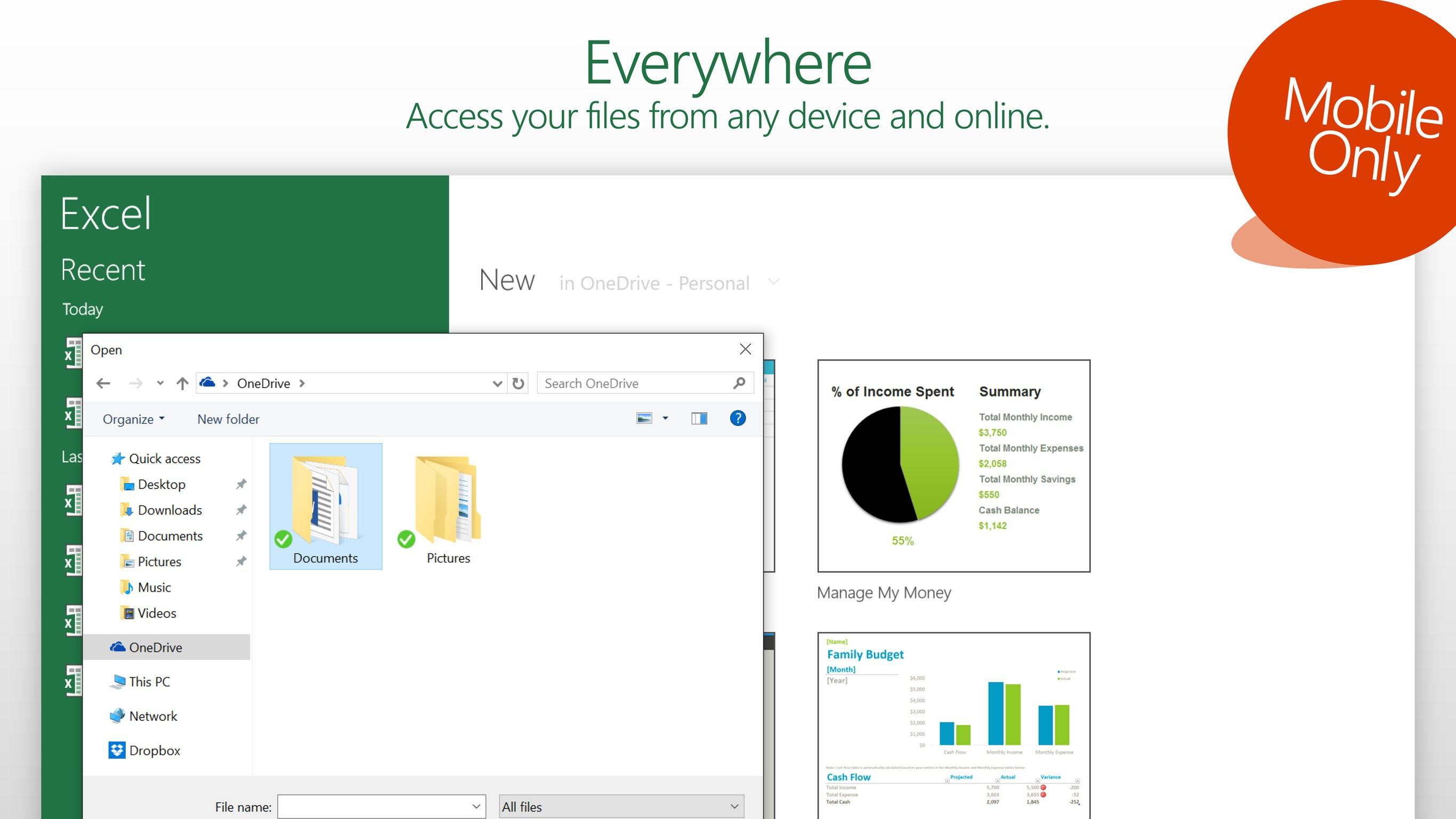 Excel Mobile