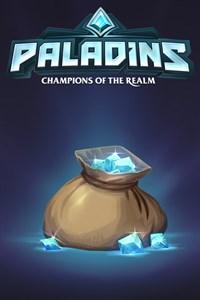 Carátula del juego 800 Paladins Crystals