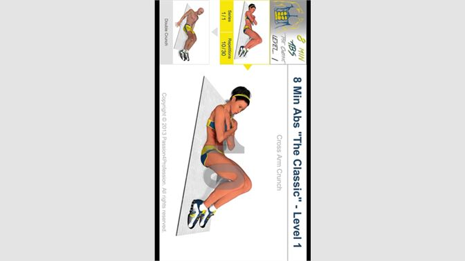 Get Abs Workout - Microsoft Store