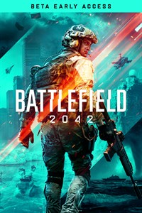 Battlefield™ 2042 Beta Early Access Xbox One & Xbox Series X|S
