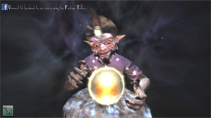 Get The Amazing Fortune Teller 3D - Microsoft Store