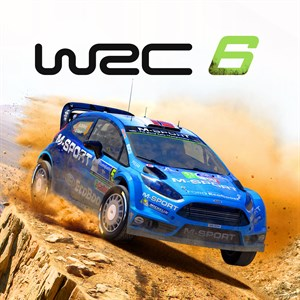 WRC 6 FIA World Rally Championship Xbox One