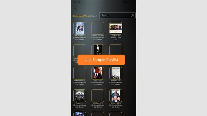 Get Free TV Player - Microsoft Store