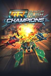 Carátula del juego Quantum Rush: Champions