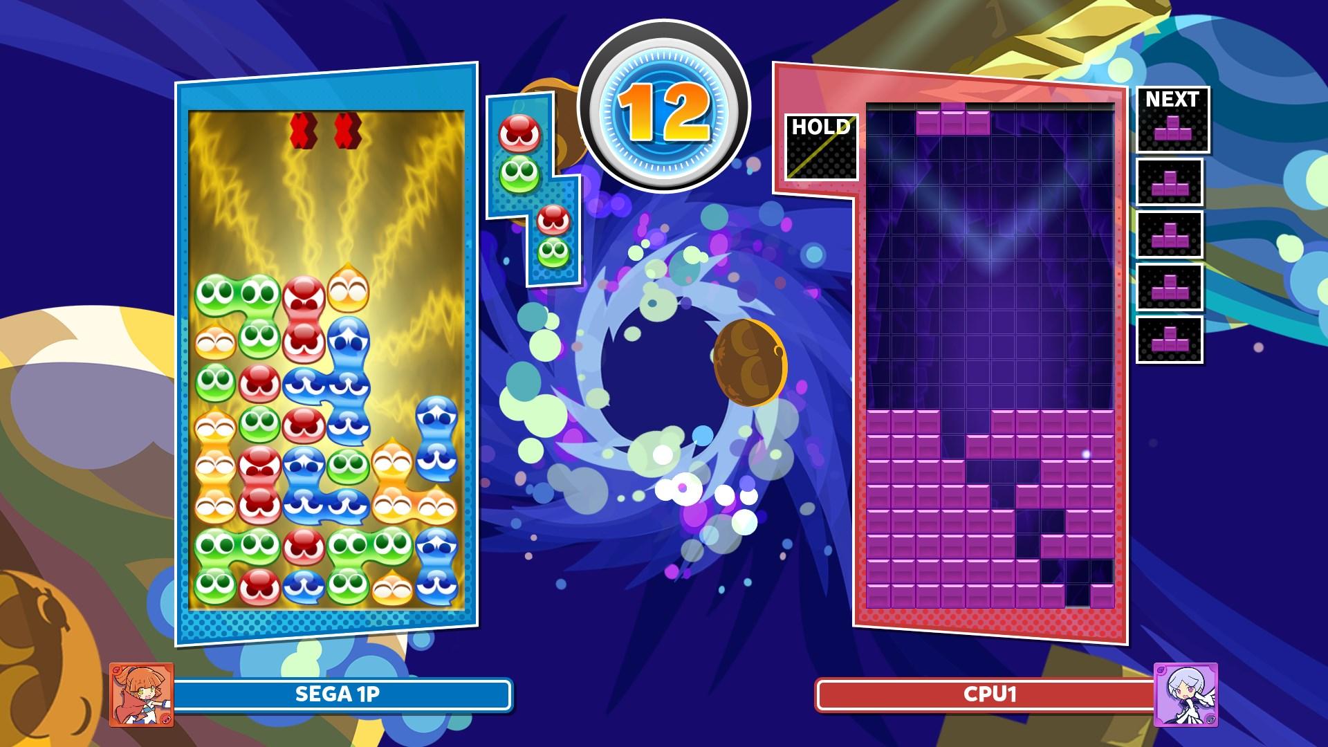 Скриншот №13 к Puyo Puyo™ Tetris® 2