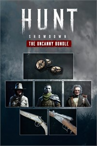 Carátula para el juego Hunt: Showdown - The Uncanny Bundle de Xbox 360