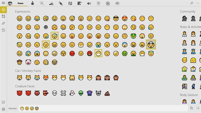 Get Emoji Viewer - Microsoft Store